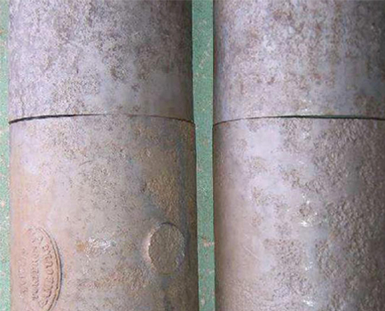 Défi n°2 : Diagnostiquer de l'intérieur des conduites d'eau potable en fonte