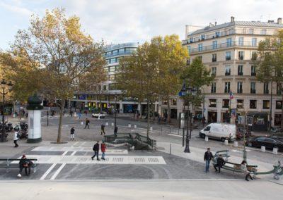 Place de la Madeleine Paris